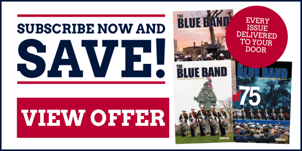 Blue Band Magazine Subscription Advert