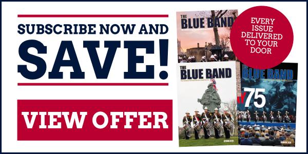 Blue Band Magazine Subscription Advert