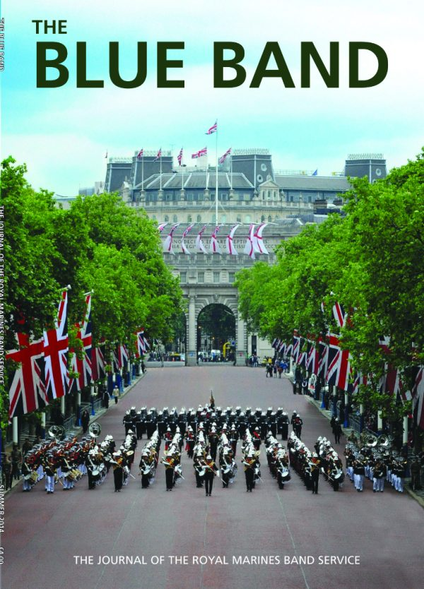 The Blue Band Magazine Summer 2014