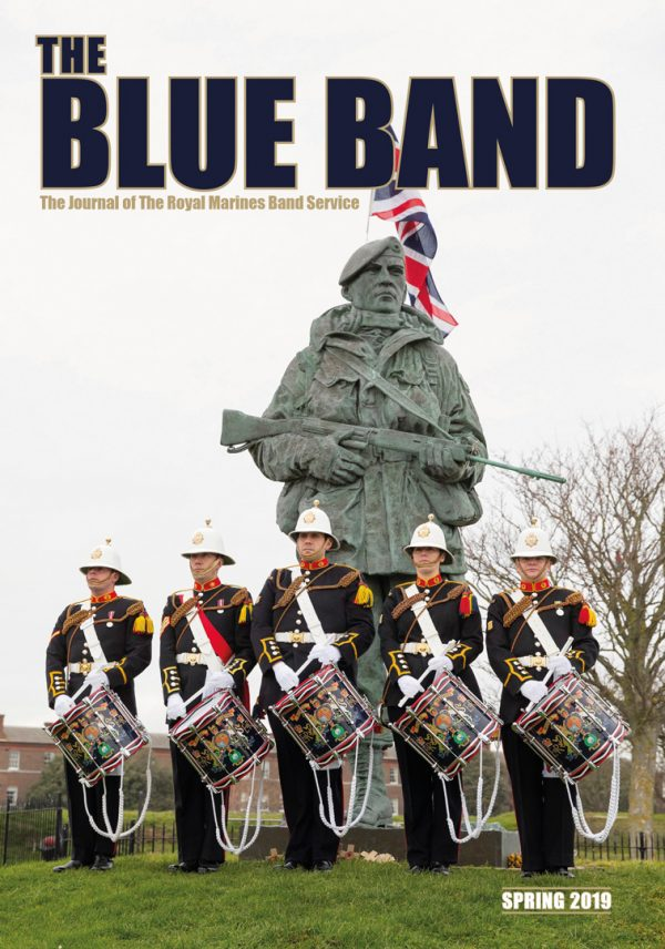 Blue Band Magazine Spring 2019
