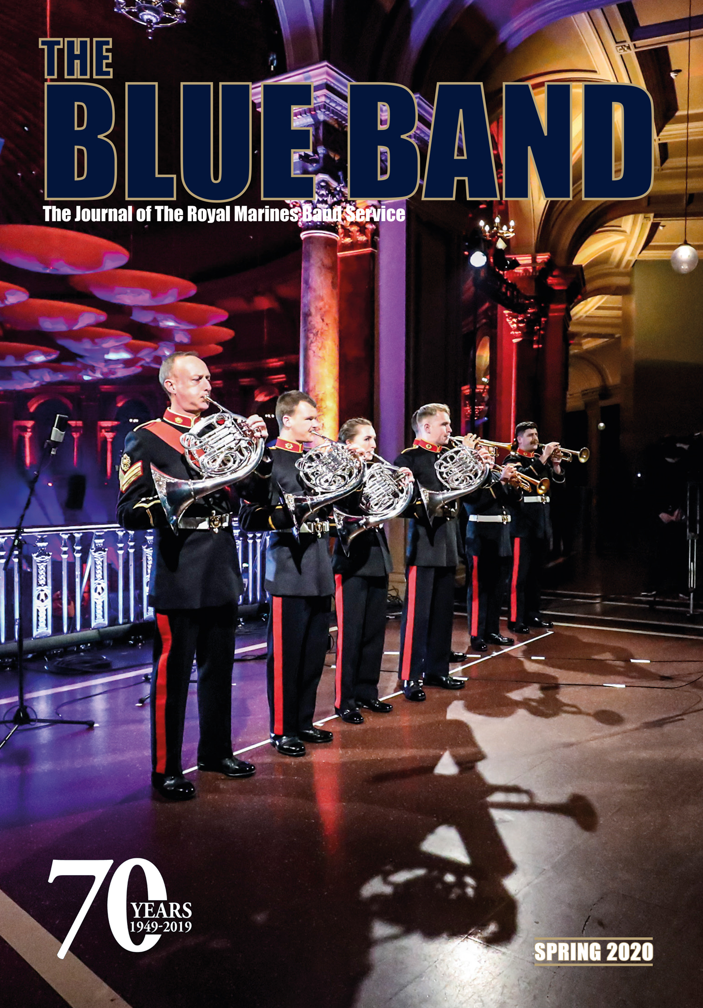 The Blue Band Magazine Spring 2020