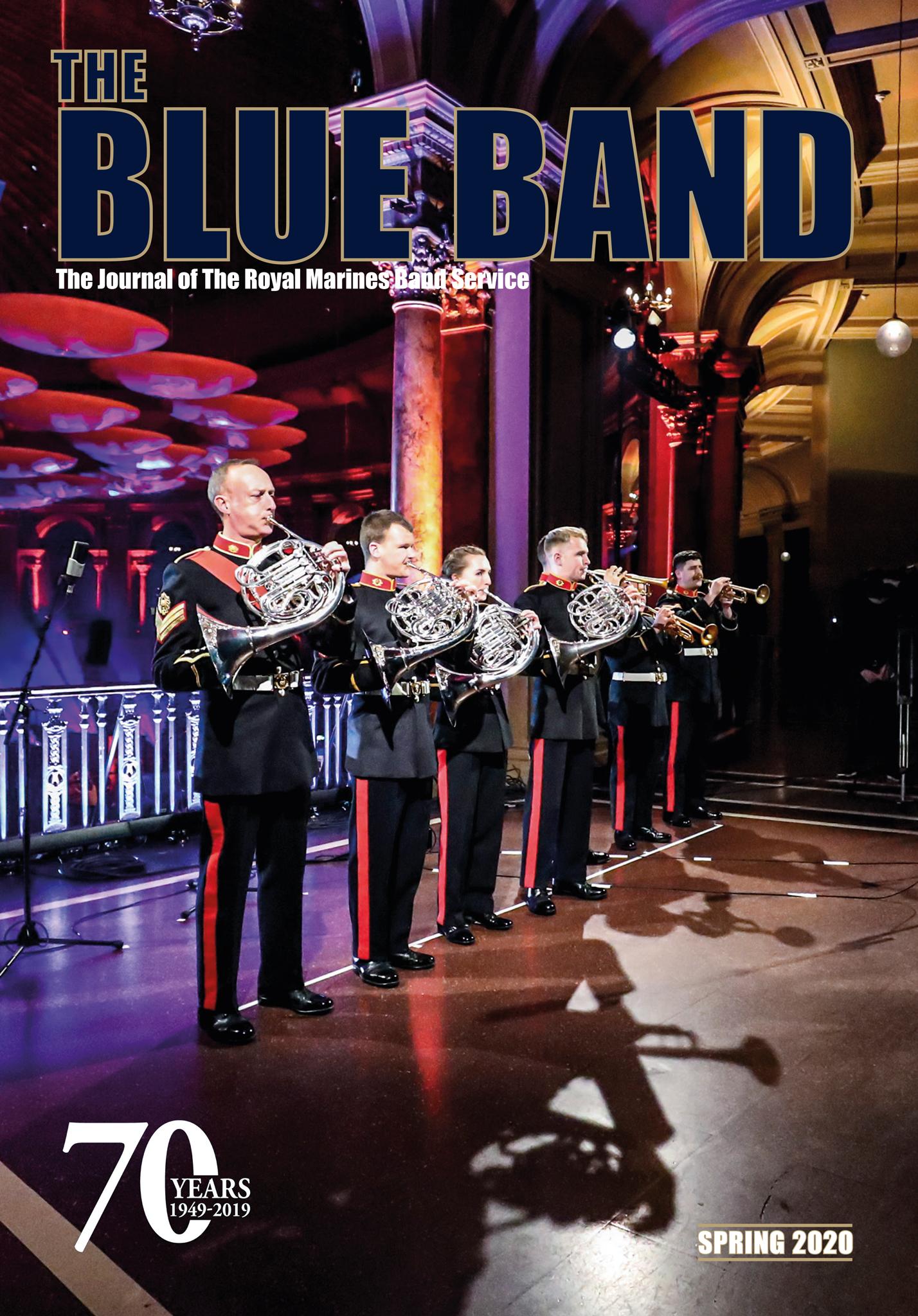 The Blue Band Magazine Spring 2020
