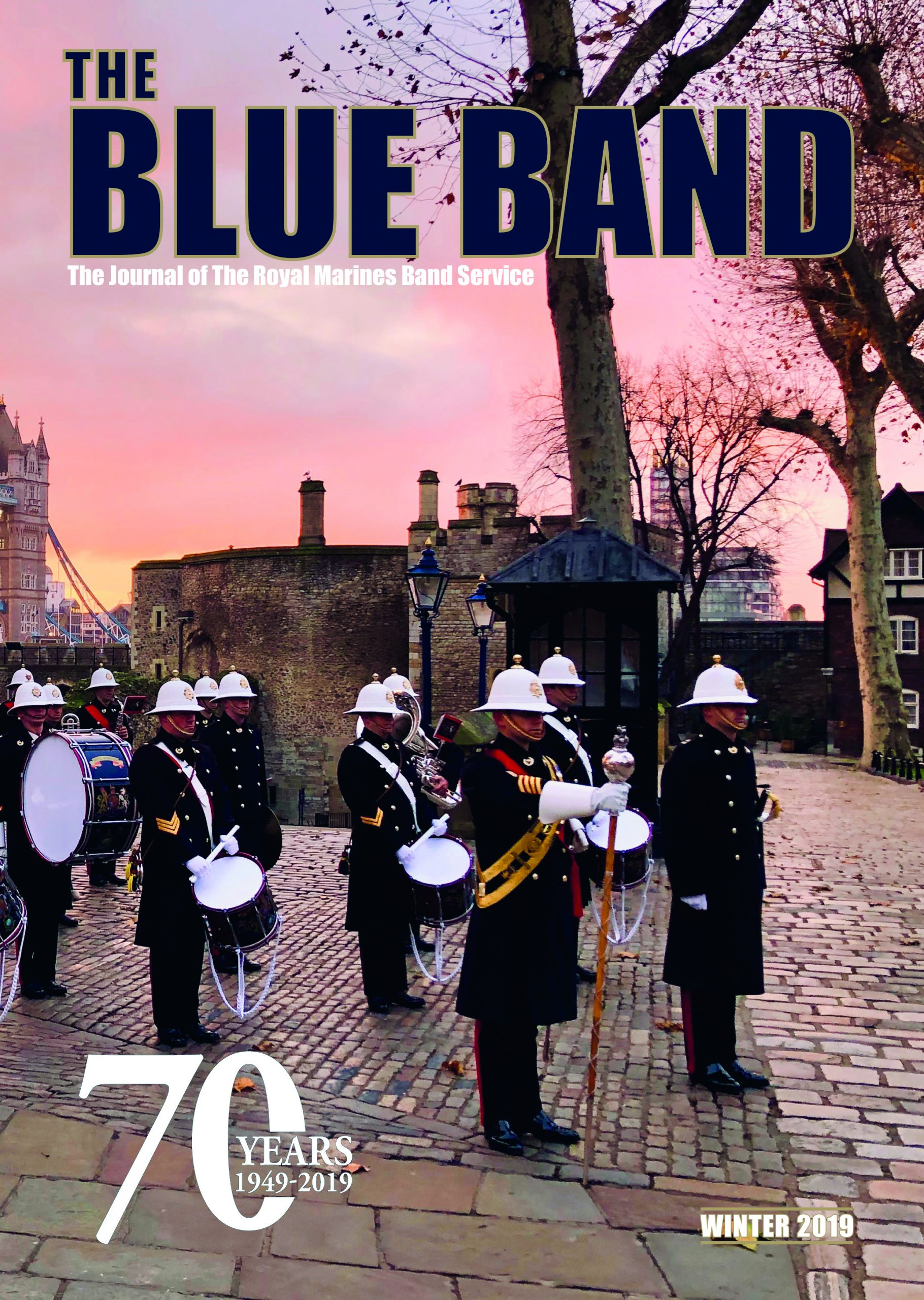 The Blue Band Magazine - The Journal of The Royal Marines Band Service