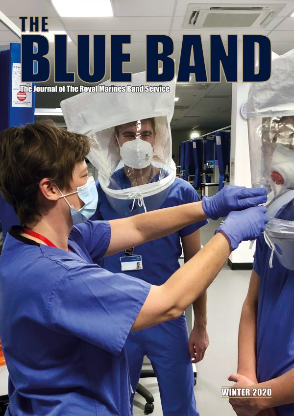 The Blue Band Magazine - Winter 2020 Edition