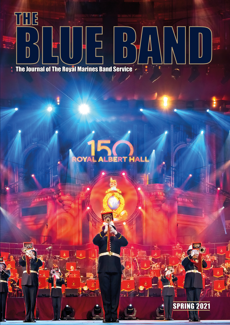 The Blue Band Magazine_Spring 2021 edition